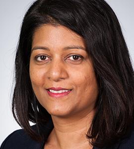 Ms. Kamini Sahadeo